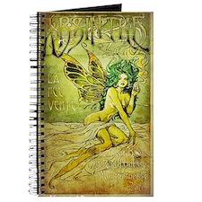 Vintage_Chick La Fee Verte Journal