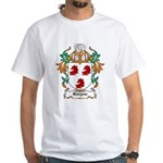Gwynn Coat of Arms White T-Shirt