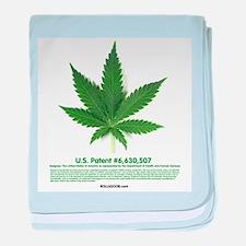 U.S. Patent 6,630,507 baby blanket