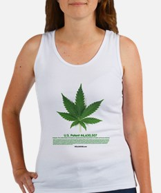 U.S. Patent 6,630,507 Women's Tank Top