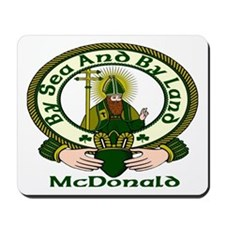 McDonald Clan Motto Mousepad