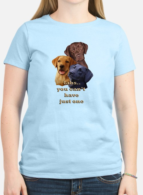 labs just one copy T-Shirt