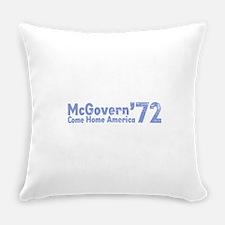McGovern '72 Everyday Pillow