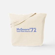 McGovern '72 Tote Bag