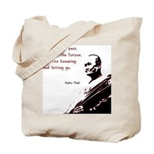 Practice Knowing And Letting Go Tote Bag