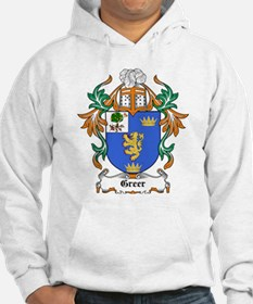 Greer Coat of Arms Hoodie