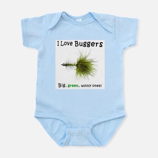 buggersbaby Body Suit