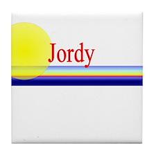 Jordy Tile Coaster