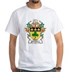 Greaghan Coat of Arms White T-Shirt