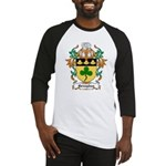 Greaghan Coat of Arms Baseball Jersey