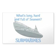 Navy Seaman Submarines Stickers