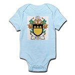 Grahan Coat of Arms Infant Creeper
