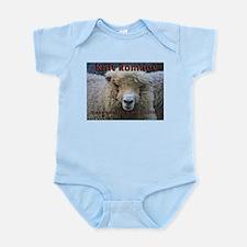 Knit Romney Infant Bodysuit