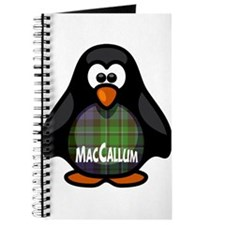 MacCallum Tartan Penguin Journal