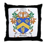 Gough Coat of Arms Throw Pillow