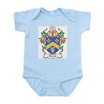 Gough Coat of Arms Infant Creeper