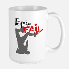 Epic Fail Type 1 Mug