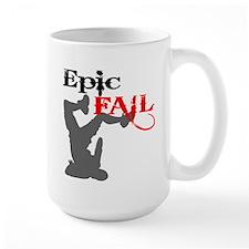 Epic Fail Type 2 Mug