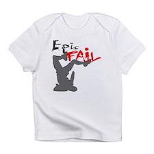 Epic Fail Type 1 Infant T-Shirt