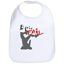 Epic Fail Type 1 Bib