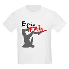 Epic Fail Type 1 T-Shirt