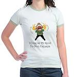 Firearms [Medium Complexion] Jr. Ringer T-Shirt