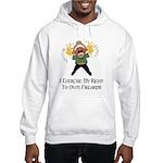 Firearms [Medium Complexion] Hooded Sweatshirt