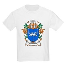 Gorman Coat of Arms Kids T-Shirt