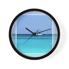 U.S. Coast Guard Cutter Wall Clock