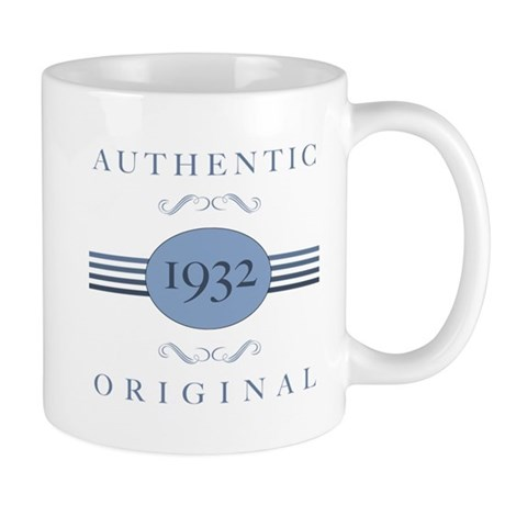 Authentic Original 1932 Mug