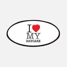 ILoveMyDaycareLogo Patches