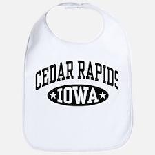 Cedar Rapids Iowa Bib