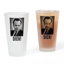 Richard Feynman No. 1 Drinking Glass
