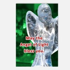 Angel of Light Blessing Postcards (Package of 8)