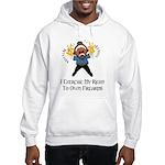 Firearms [Dark Complexion] Hooded Sweatshirt