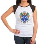 Gibson Coat of Arms Women's Cap Sleeve T-Shirt