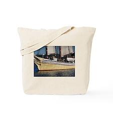The Schooner Heritage Tote Bag