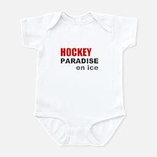 Paradise on Ice Infant Bodysuit