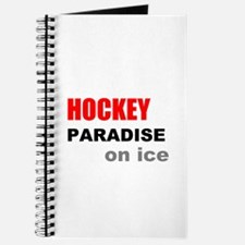 Paradise on Ice Journal