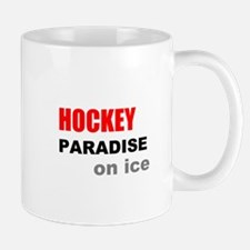 Paradise on Ice Mug