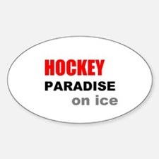 Paradise on Ice Decal