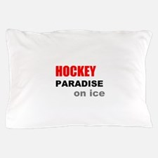Paradise on Ice Pillow Case