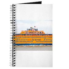NYC: Staten Island Ferry Journal