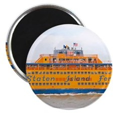 """NYC: Staten Island Ferry 2.25"""" Magnet (10 pack)"""