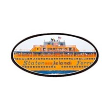 NYC: Staten Island Ferry Patches