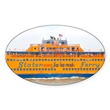 NYC: Staten Island Ferry Decal
