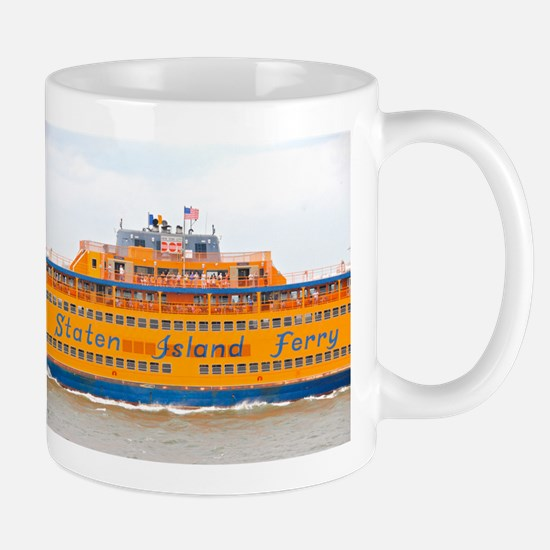 NYC: Staten Island Ferry Mug
