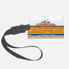NYC: Staten Island Ferry Luggage Tag