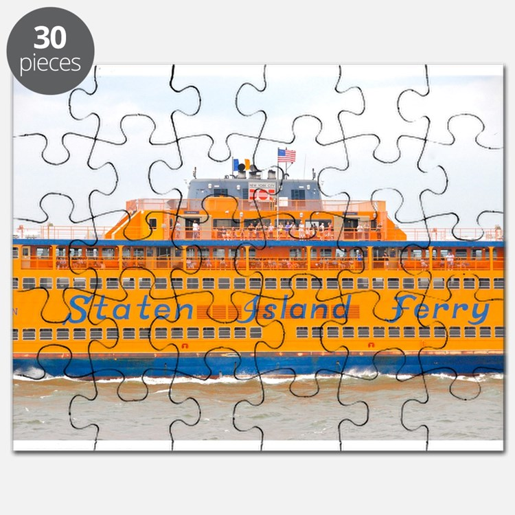 NYC: Staten Island Ferry Puzzle