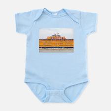 NYC: Staten Island Ferry Infant Bodysuit